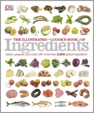 Cooking Ingredients Book