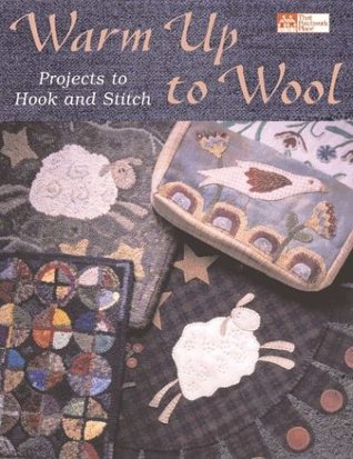 Warm Up to Wool: Projects to Hook and Stitch 978-1564775207 por Karen Costello Soltys EPUB DJVU