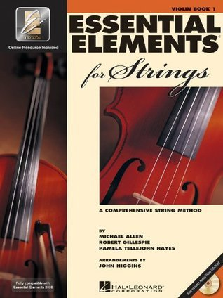 Essential Elements for Strings: Book 1 with CD-ROM