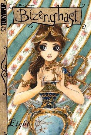 Bizenghast Graphic Novel 8 (Bizenghast, 8)