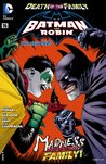 Batman and Robin #16 (New 52 Batman & Robin #16)