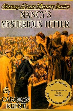 Nancy's Mysterious Letter (Nancy Drew Mystery Stories, #8)