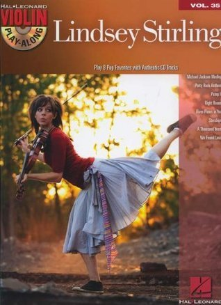 Lindsey Stirling - Violin Play-Along Volume 35 (Book/CD)