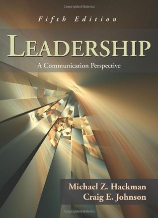 Leadership by Michael Z. Hackman