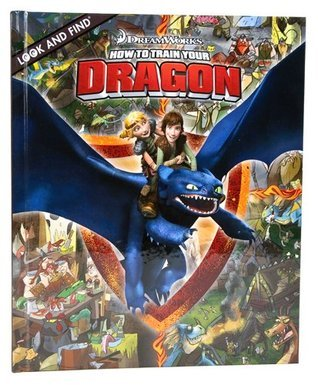 Look and Find: How to Train Your Dragon