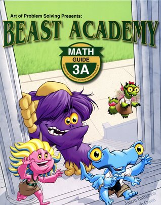 Beast Academy by Jason Batterson