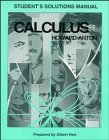 Calculus with Analytic Geometry, Student Solution Manual