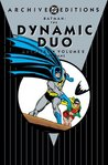 Batman: The Dynamic Duo Archives, Vol. 2