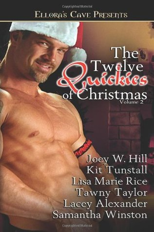 The Twelve Quickies of Christmas (Volume 2)