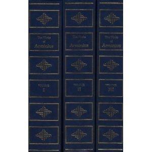 Works of James Arminius: 3 Volumes: London Edition