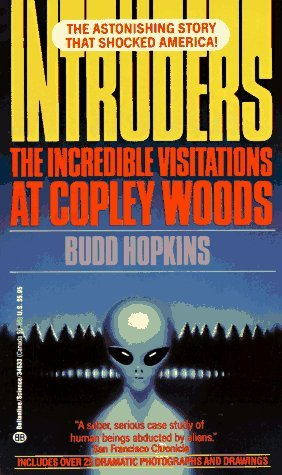 Intruders by Budd Hopkins