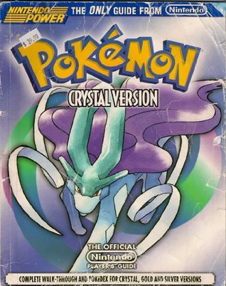 Pokemon Crystal Version: The Official Nintendo Player's Guide