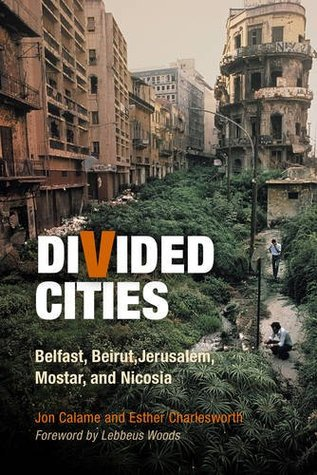 Divided Cities by Lebbeus Woods