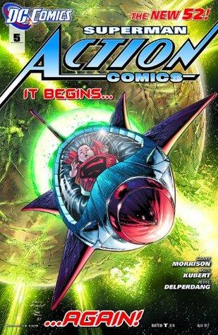 Superman – Action Comics (2011-2016) #5