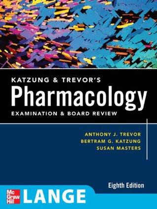 Katzung trevors pharmacology examination board review by katzung trevors pharmacology examination board review by anthony j trevor fandeluxe Images