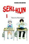 Seki-kun Vol. 1 by Takuma Morishige