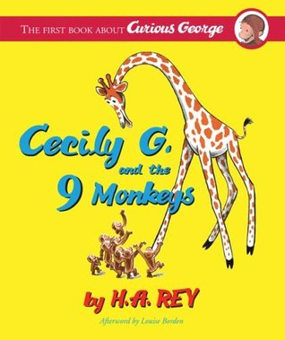 Curious George: Cecily G. and the Nine Monkeys PB redesign