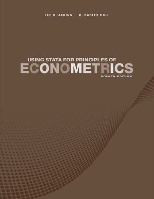 Using Stata for Principles of Econometrics, 4th Edition