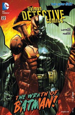 Batman Detective Comics #22