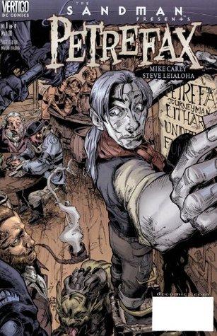 The Sandman Presents: Petrefax #1
