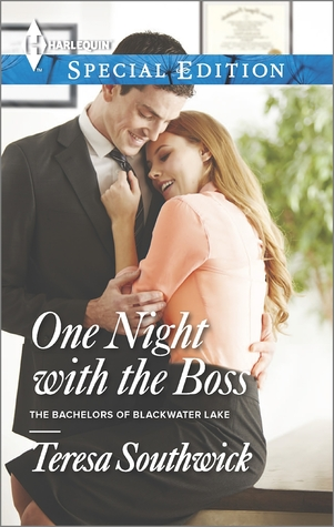 One Night with the Boss (The Bachelors of Blackwater Lake #2)
