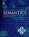 Concise Encyclopedia of Semantics (online) (Concise Encyclopedias of Language and Linguistics)