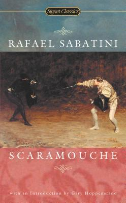 Scaramouche book cover