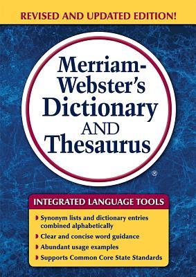 Merriam-Webster's Dictionary and Thesaurus por Anonymous