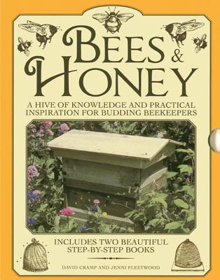 Bees & Honey: A Hive of Knowledge and Practical Inspiration for Budding Beekeepers: Includes Two Beautiful Step-By-Step Books