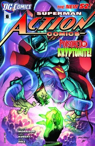 Superman – Action Comics (2011-2016) #6