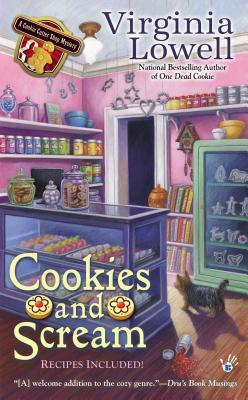 Cookies and Scream (Cookie Cutter Shop Mystery, #5)