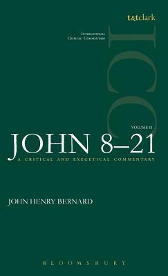 The International Critical Commentary/Gospel According To St. John Volume 2 (ePUB)