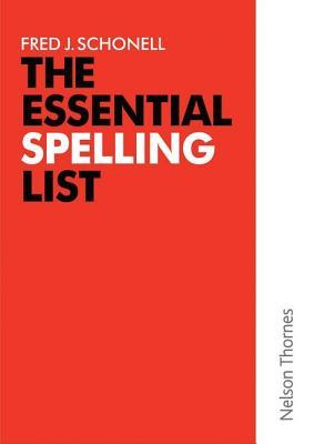 The Essential Spelling List
