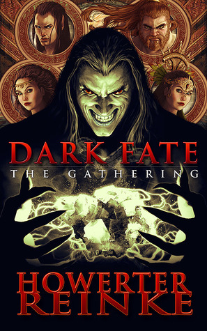 Dark Fate The Gathering (Dark Fate, #1)