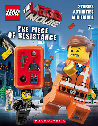 The Piece of Resistance: Activity Book with Minifigure