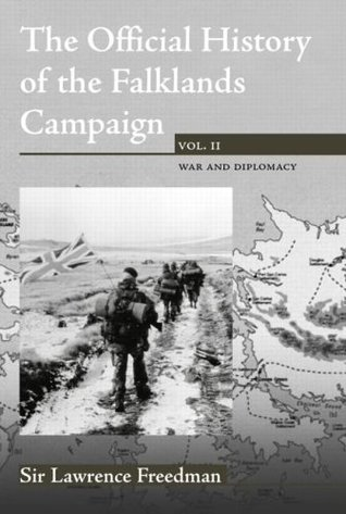 Official Hist Falklands, Vol 2 (Government Official History Series)