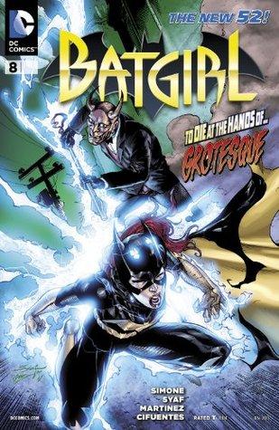 Batgirl #8 (The New 52 Batgirl, #8)