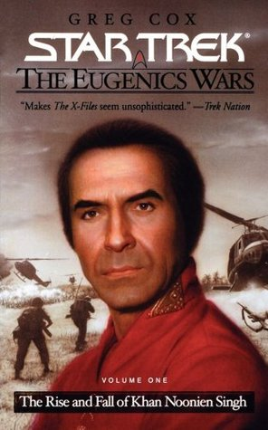The Eugenics Wars, Vol. 1 by Greg Cox
