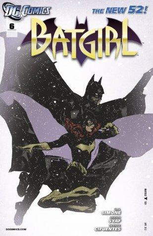 Batgirl #6 (The New 52 Batgirl, #6)