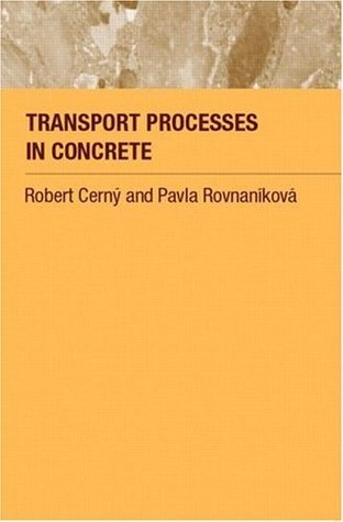 Transport Processes in Concrete