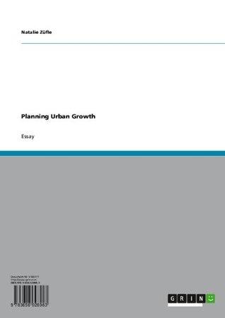 Planning Urban Growth