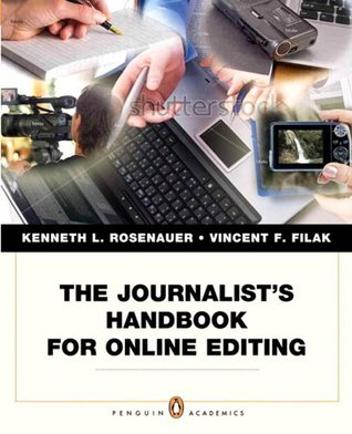 Journalist's Handbook for Online Editing, The (MySearchLab