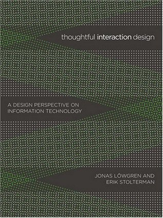 Thoughtful Interaction Design by Jonas Lxf6wgren