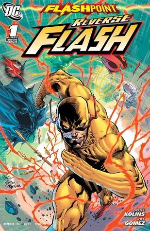 Flashpoint: Reverse Flash  #1