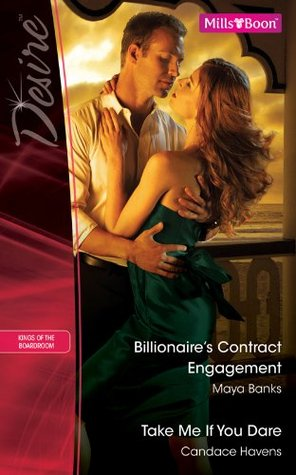 Billionaire's Contract Engagement / Take Me If You Dare