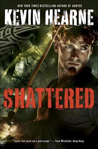 Book Review: Kevin Hearne's Shattered