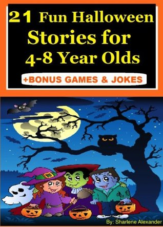 21 Fun Halloween Stories for 4-8 Year Olds