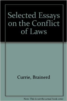 essays on conflict