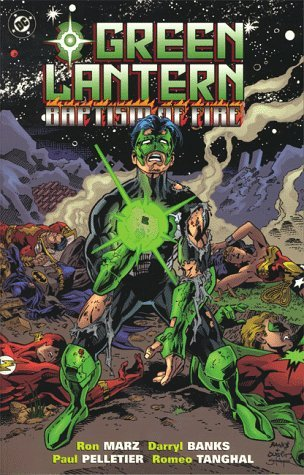Green Lantern: Baptism of Fire
