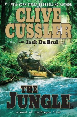 The Jungle (The Oregon Files, #8)